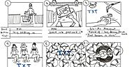 Animation: How to Storyboard (Making an Animated Movie)