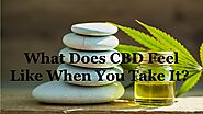 What Does CBD Feel Like When You Take It? by NuturaCBD - Issuu