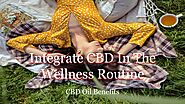Integrate CBD In The Wellness Routine by NuturaCBD - Issuu