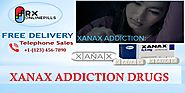 xanax addiction drugs | Xanax, or alprazolam without prescription
