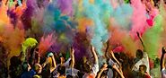 Welcome to a Splash of Colors Holi and Hola Mohalla Festival 2020 - Travel Information & Tourist Guide