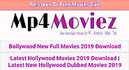 Mp4movies 2019: Download Hollywood, Bollywood, Hindi Dubbed All Movies