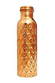 Buy Copper Bottle Online at low cost and top-notch quality