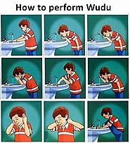 How to Perform Wudu (Ablution)? | Quran Home School