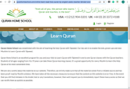 Quran Learning, Quran Recitaion, Quran Reading | Quran Home School