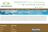 Learn Quran Online -Read Quran correctly| Quran Home School