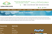 Learn Quran Online -Learn Quran with translation| Quran Home