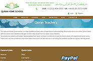 Learn Quran Online - Best Quran Teachers| Quran Home School
