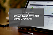 9 Ways To Boost An Email Open Rate