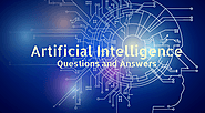 Artificial Intelligence Questions & Answers in 2020 | InterviewGIG