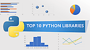 Top 10 Python Libraries for beginners 2020 | InterviewGIG