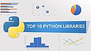 Top 10 Python Libraries 2020 for Beginners |Python|
