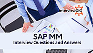 SAP MM Interview Questions and Answers | InterviewGIG