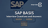 SAP Basis Interview Questions and Answers | InterviewGIG
