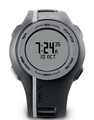 Garmin Forerunner 110 GPS-Enabled Sport Watch with Heart Rate Black