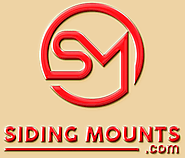 Siding mounts present home or exterior building products on low cost