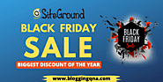 SiteGround Black Friday Deal 2020: Huge Discount Upto 75%