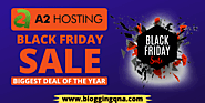 A2Hosting Black Friday Deal - Biigest Discount of the Year