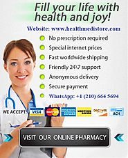 Online Pharmacy & Drugstore, Buy Pain Killers Online, Buy prescription drugs online