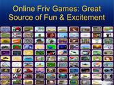 The Social Friv Gaming Market Trends at Online
