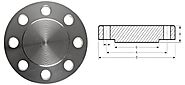 ANSI Blind Flange manufacturer in India - Star Tubes & Fittings