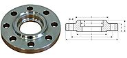 ANSI Socked Weld Flange manufacturer in India - Star Tubes & Fittings