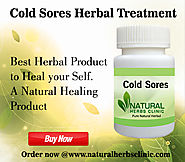 Website at https://www.naturalherbsclinic.com/cold-sores.php