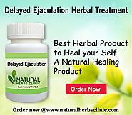 Website at https://www.naturalherbsclinic.com/delayed-ejaculation.php
