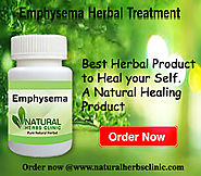 Website at https://www.naturalherbsclinic.com/Emphysema.php