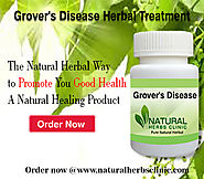 Herbal Treatment for Grover's Disease - Natural Herbs Clinic