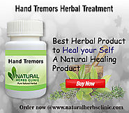 Herbal Treatment for Hand Tremors - Natural Herbs Clinic