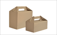 Handle Boxes Customized | Custom Packaging Boxes With Handles