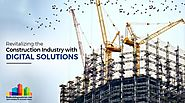 Digitization of construction industry: A more revitalized market