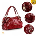 Women Leather Shoulder Handbags CW219149 - CWMALLS.COM