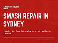 Camperdown Collision Centre - Your Leading Car Smash Repairs in Sydney!