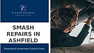Get Your Smash Repairs in Ashfield from Experts