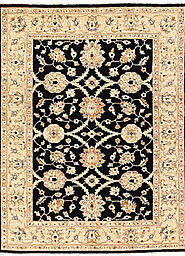 Website at https://qaleen.com/oushak-rugs