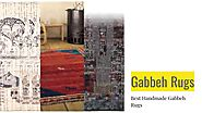 Handmade Gabbeh Rugs on Sale