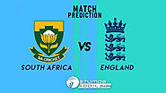 Match Prediction for South Africa Vs England 1st ODI, Live Score | ENG Vs SA
