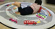 Portable Kids Toy Storage Bag And Play Mat Baby Crawling Blanket Rug - Secret Shopping Stuff