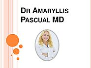 Details About Dr. Amaryllis Pascual, Amaryllis Pascual MD