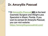 More About Dr. Amaryllis Pascual, Amaryllis Pascual MD
