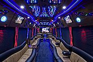 Most Luxurious and Stylish Party Bus Rental in Miami