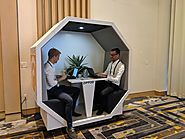 How Soundproof Office Pods Will Make You Tons Of Cash? | Spaceworx