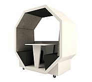 Mobile Meeting Pods | Increase Office Flexibility & Collaboration | Zip Pod™