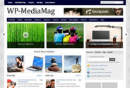 WordPress Premium Theme: WP-MediaMag