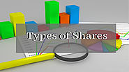 What are the different types of shares ?