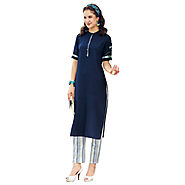 Embrace Cotton Kurtis for Elegant Look