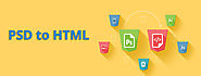 psd to html online | psd to html conversion services