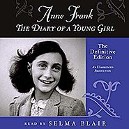 The Diary of a Young Girl: The Definitive Edition (Audible Audio Edition): Anne Frank, Selma Blair, Listening Library...